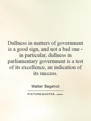 Parliamentary Quotes