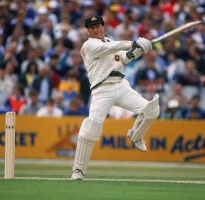Steve Waugh Australian Cricket