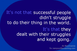 Quote#12 – What successful people do differently.