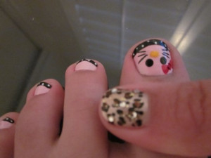 Manicure and Pedicure Designs