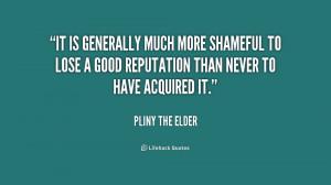 Elder Quotes Quote Pliny The Elder it