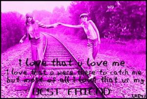 Love my Best Friend Quotes » LadyDance | Bloguez.com
