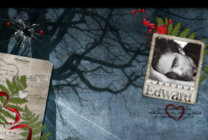 Edward Cullen - Quote 2 Twitter Backgrounds