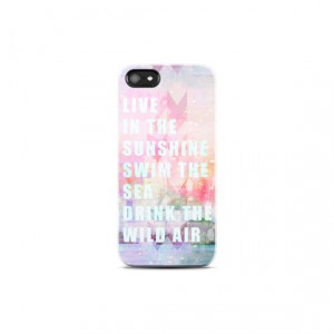 QUOTE iPhone 5S Case Quote S5 Case Pastel iPhone 4 by casesbycsera, $ ...