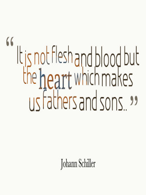 non blood family quotes
