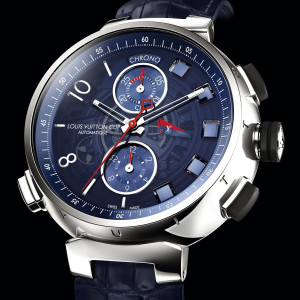 The Watch Quote: Photo - Louis Vuitton Tambour Spin Time Regatta