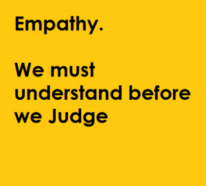 Empathy Quotes Tumblr A empathy words