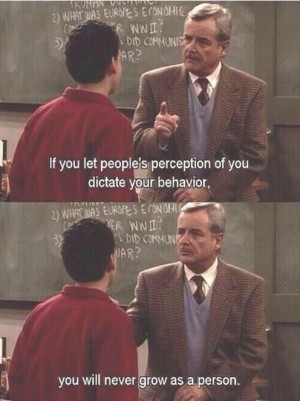 Mr. Feeny quote cory matthews boy meets world