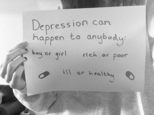 depression suicide eating disorder self harm smile anorexia bulimia ...