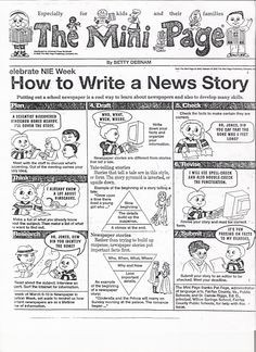 How to write articles in an essay