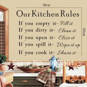 ... -House-Rule-Large-Our-Kitchen-Rules-Quotes-Vinyl-Art-Words-Wall.jpg