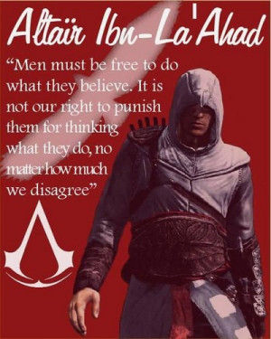 Altair - the-assassins Fan Art