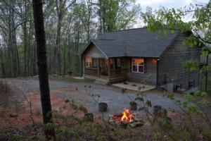 ... Vacation Cabin Rental in Sautee Nacoochee. Fantastic Lake Views