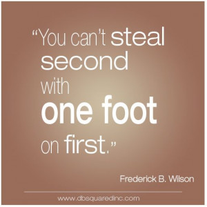 workplace quotes about vision frederick wilson