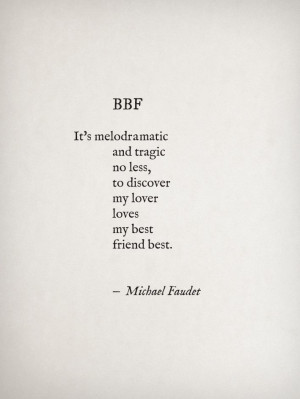 BBF by Michael Faudet
