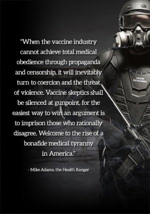 toxic vaccines vaccine skepticism to be criminalized in america