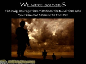 Were Soldiers Courage Duty...