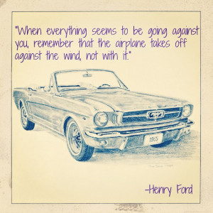 ford mustang quotes henryford convertible vintage