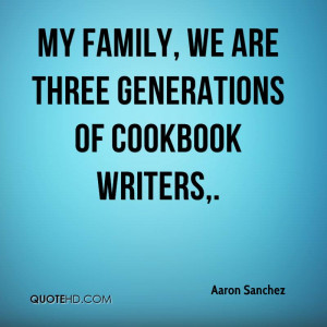 Generation Quotes About Family