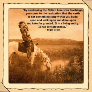 American Indian Quote