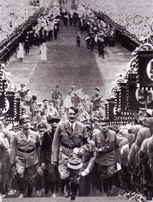 ... will learn about Hitler's rise to power and the start of World War II
