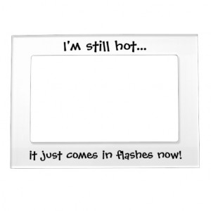 Funny quotes magnetic picture frames custom gifts