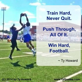 ... Quotes, Football Team Quotes for Teens Youth, Football Practice Quotes