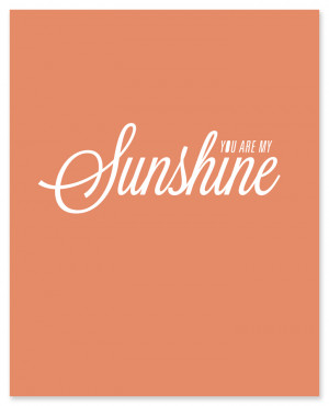 ... summer printables showcasing a few of my favourite sunshine quotes and