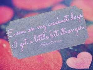 Quotes Get You Through...