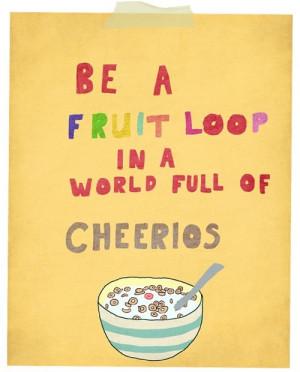 cheerios, happy monday, quotes, sayings