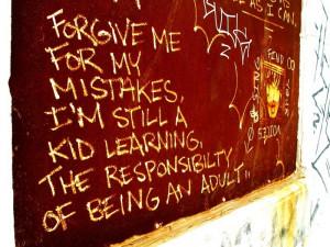 please forgive me...