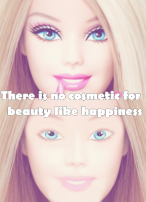 Barbie Fashion Quotes Beauty