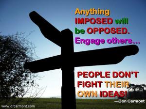 Leadership Engagement