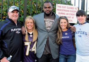 From Foster Child to NFL Superstar – The Story of Michael Oher