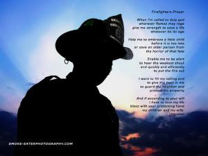Love Poems Poem Firefighter Girlfriend Prayer Best Kootation