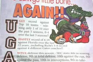 florida gators football quotes