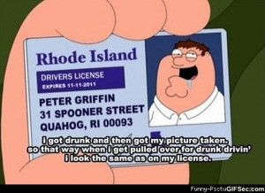 Peter Griffin FTW