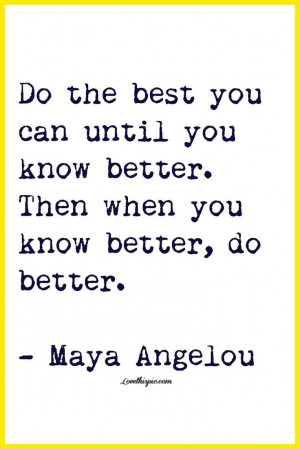 Most Positive Quote About Life And Success: Do Better Life Quotes On ...