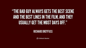 Bad Guy Quotes