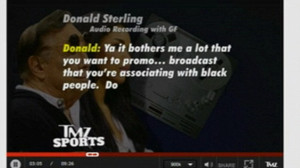 LISTEN: Clippers owner Donald Sterling in racist rant