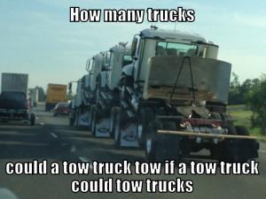 Funny Truck Joke