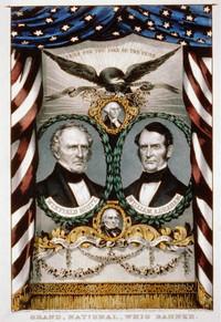 Scott/Graham campaign poster