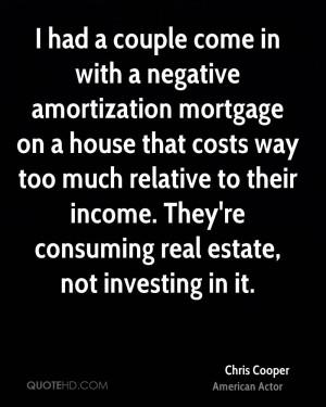 Chris Cooper Quotes
