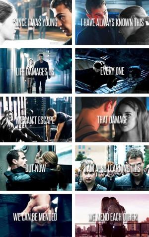 Divergent~ ~Insurgent~ ~Allegiant~