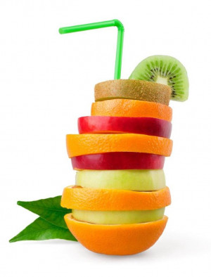 Whenever possible ~ Eat fruits rather than drinking juice