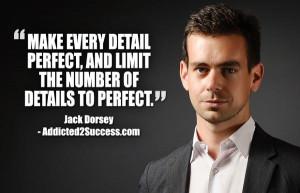 jack dorsey branding quote