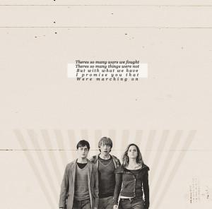The Golden Trio - harry-potter Photo