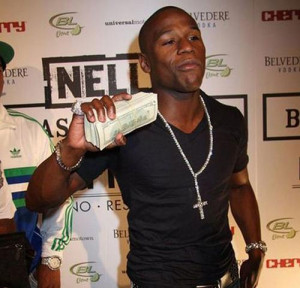 think that Floyd's response to 50 Cents' putdown was not smart (see ...