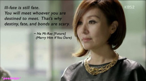 Marry Him If You Dare : quotes