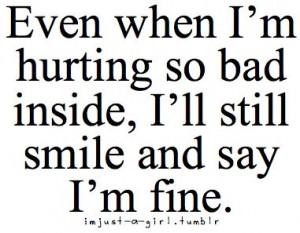 ... sad #fine #relationship #broken #heart #Ex #boyfriend #girlfriend